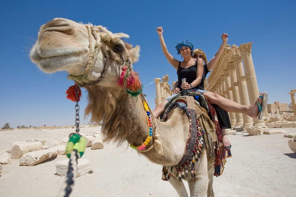Win een gratis reis naar Egypte