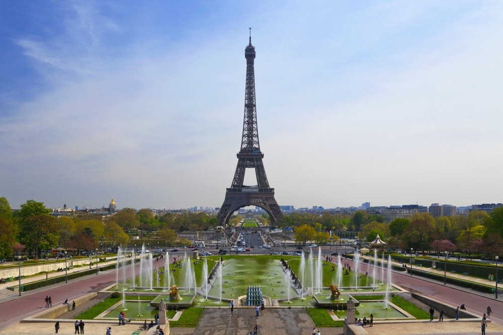 Gratis reis naar Parijs winnen!