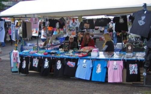 sunday market zondagsmarkt Amsterdam