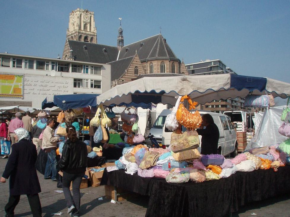 Zondagsmarkt Rotterdam